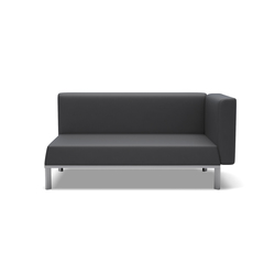 Different | Modular seating elements | Design2Chill