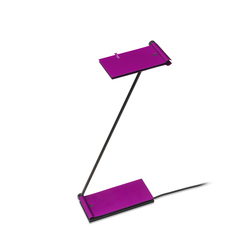 ZETT USB - Aubergine | Table lights | Baltensweiler