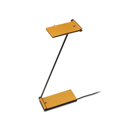 ZETT USB - Gold | Table lights | Baltensweiler