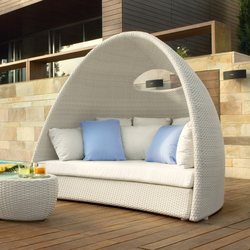 Igloo 9631 day-bed sofa | Sofás de jardín | Roberti Rattan