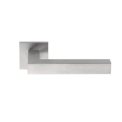 SQUARE LSQI-G | Lever handles | Formani