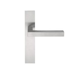 SQUARE LSQIP236 | Lever handles | Formani