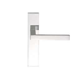 SQUARE LSQIIP236 | Lever handles | Formani