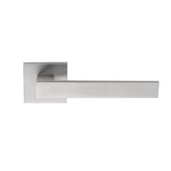 SQUARE LSQIICB | Lever handles | Formani