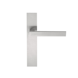 SQUARE LSQIICBP236 | Lever handles | Formani