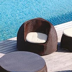 Coconut 9581 armchair | Gartensessel | Roberti Rattan