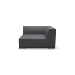 Zero Corner | Modular seating elements | Design2Chill