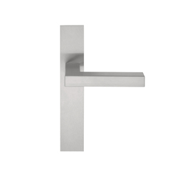 SQUARE LSQIIIP236 | Lever handles | Formani