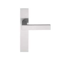 SQUARE LSQIVP236 | Lever handles | Formani