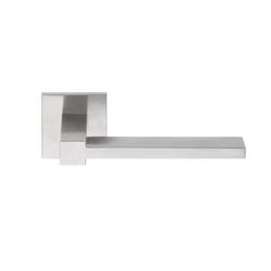 SQUARE LSQV-G | Lever handles | Formani