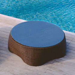 Coconut 9585 coffee table | Tables basses de jardin | Roberti Rattan