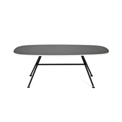 High Table Oval | Individual desks | OBJEKTEN