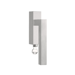 SQUARE LSQI-DKLOCK | Lever window handles | Formani
