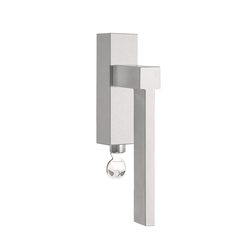 SQUARE LSQV-DKLOCK | Lever window handles | Formani