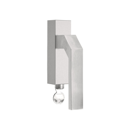 SQUARE LSQIV-DKLOCK | Lever window handles | Formani