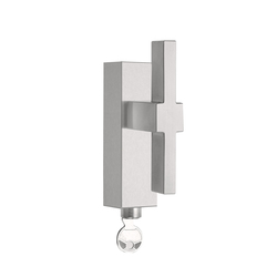 SQUARE LSQVI-DKLOCK | Lever window handles | Formani