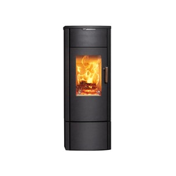 Jini Xtra with pedestal | Wood burning stoves | Austroflamm