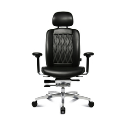 AluMedic Ltd. S Comfort | Management chairs | Wagner