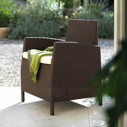 St. Tropez 9543 armchair | Sillas | ROBERTI outdoor pleasure