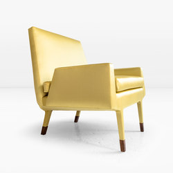Angott Club Chair | Armchairs | Khouri Guzman Bunce Lininger