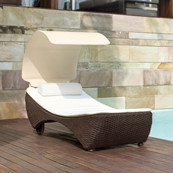 St. Tropez 9568 sunbed | Sun loungers | ROBERTI outdoor pleasure