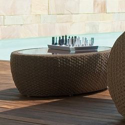 St. Tropez 9557 coffee table | Tables basses de jardin | Roberti Rattan