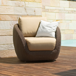 St. Tropez 9575 armchair | Sillones | ROBERTI outdoor pleasure