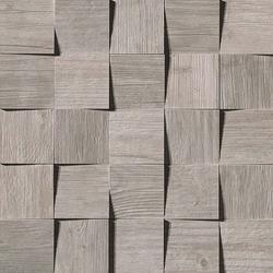 Axi Silver Fir Mosaico 3D | Ceramic tiles | Atlas Concorde