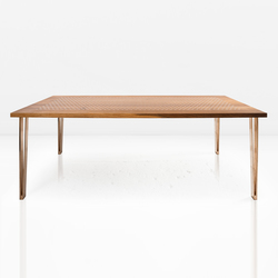 Baer Table | Dining tables | Khouri Guzman Bunce Lininger