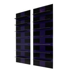 Basilio Cantilever Shelf Unit | Wall shelves | Khouri Guzman Bunce Lininger