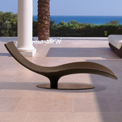 Caribe 9578 chaiselongue | Tumbonas | ROBERTI outdoor pleasure
