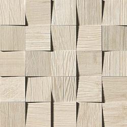 Axi White Pine Mosaico 3D | Carrelages | Atlas Concorde