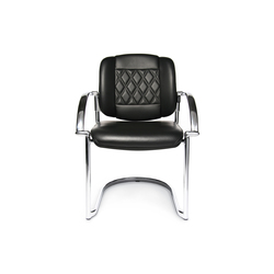 AluMedic Ltd. S Visit | Visitors chairs / Side chairs | Wagner