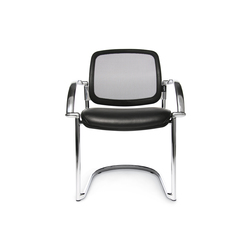AluMedic Ltd. Visit | Visitors chairs / Side chairs | Wagner