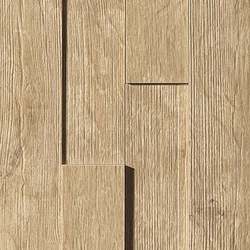 Axi Golden Oak Brick 3D | Carrelage céramique | Atlas Concorde