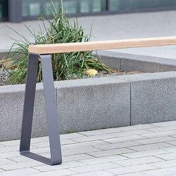 Campus levis High seat | Exterior benches | Westeifel Werke