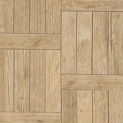 Axi Golden Oak Treccia | Carrelage céramique | Atlas Concorde