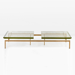 Duran Coffee Table | Coffee tables | Khouri Guzman Bunce Lininger