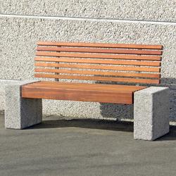 Gala Bench short | Bancos | Westeifel Werke