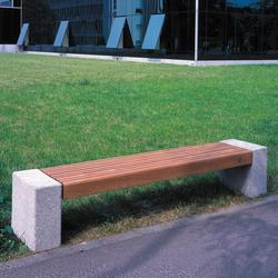Gala Stoolbench | Exterior benches | Westeifel Werke