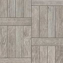 Axi Grey Silver Fir Treccia | Carrelages | Atlas Concorde