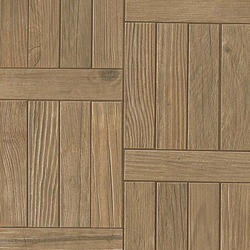 Axi Brown Chestnut Treccia | Tiles | Atlas Concorde