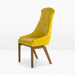 Evander Dining Chair | Chairs | Khouri Guzman Bunce Lininger
