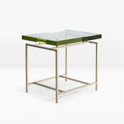 Frazier Side Table Bronze | Side tables | Khouri Guzman Bunce Lininger