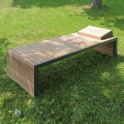 Linares Sun bed 200 depth 80 cm | Bancos | Westeifel Werke