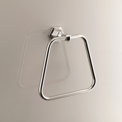 Jubilee towel ring | Towel rails | Devon&Devon
