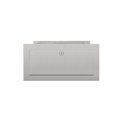 SQUARE LSQ390 | Mailboxes | Formani