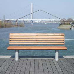Ordo Bench | Panche da esterno | Westeifel Werke
