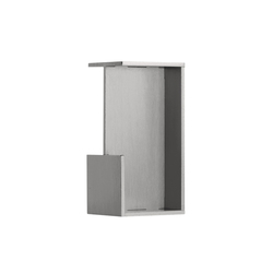 SQUARE LSQ160B40 | Flush pull handles | Formani