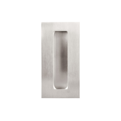 SQUARE LSQ150 | Flush pull handles | Formani